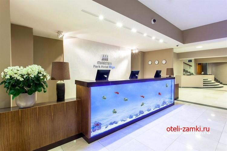 Bellevue Park Hotel Riga 4* (Латвия, Рига)