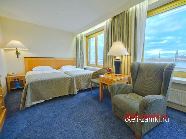 Radisson Blu Daugava Hotel 4* (Латвия, Рига)