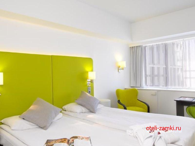 Thon Brussels City Centre 4* (Брюссель, Бельгия)