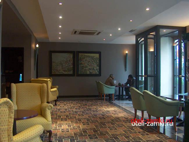 Villa Royale 3* (Бельгия, Брюссель)