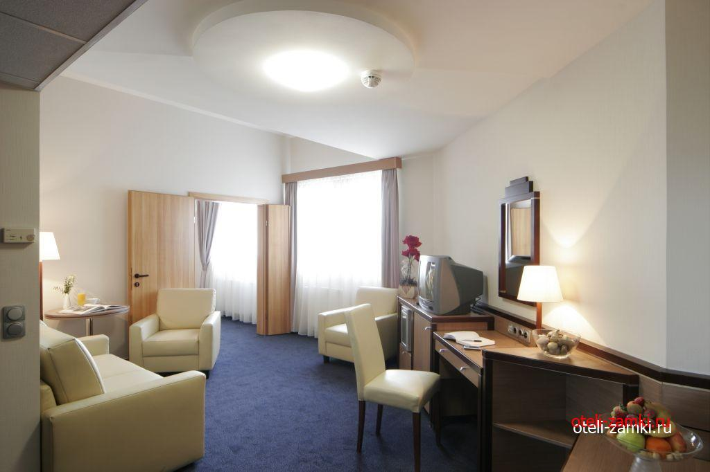 Mercure Budapest City Center 4* (Будапешт, Венгрия)