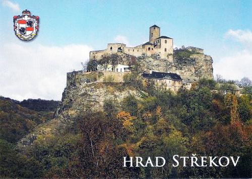 Замок Стршеков (Hrad Střekov)