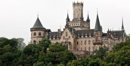 Замок Мариенбург в Ганновере