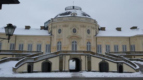 Замок Солитюд в Штутгарте