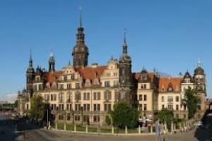 Дрезденский замок (Дрезден, Германия)