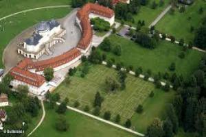 Замок Солитюд в Штутгарте (Германия)