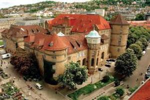 Старый Замок в Штутгарте (Altes schloss, Германия)