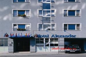 Alexander 3* (Вена, Австрия)