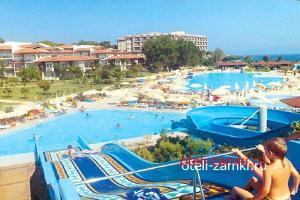 Justiniano Club Park Conti 5*