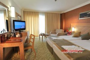 Alva Donna Exclusive Hotel & Spa 5* (Турция, Белек, Богазкент)