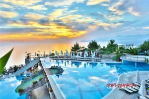 Utopia World Hotel 5* (Турция, Аланья, Каргыджак)