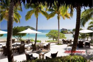 Likuliku Lagoon Resort 5* (Фиджи)