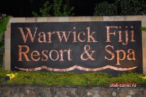 The Warwick Fiji 5*