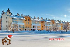 Парк Отель Кранкино 3* (Пятницкое шоссе, Россия)
