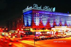Маринс Парк Отель Нижний Новгород 4*