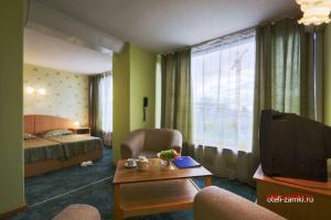 Маринс Парк Отель Екатеринбург 3*