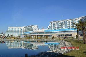 AZIMUT Hotel Sochi 3* (Россия, Адлер)