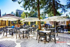 Сан-Марина 3* (Абхазия, Гагра, Новая Гагра)