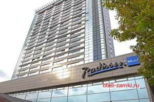 Radisson Blu Hotel Latvija 4* (Латвия, Рига)
