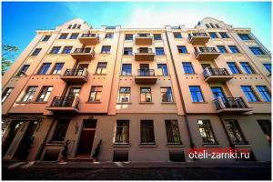 Wellton Old Riga Palace Hotel 4* (Латвия, Рига)
