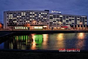Radisson Blu Daugava Hotel 4*