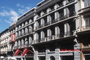 Scandic Grand Palace 4* (Бельгия, Брюссель)