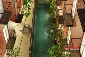 Amaris Hotel Legian 2* (Индонезия, Бали о., Легиан)
