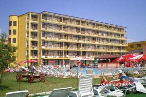 Тракия Гарден 3* (Болгария, Солнечный берег)