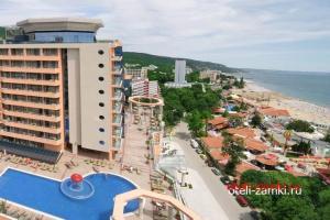 Astera Hotel & Spa 4* (Марина Гранд Бич, Болгария)