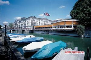 Baur Au Lac 5* (Швейцария, Цюрих)