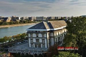 Danubius Grand Hotel Margitsziget 4* (Венгрия)