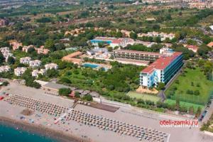 Atahotel Naxos Beach 4* (Италия, Сицилия о., Джардини Наксос)