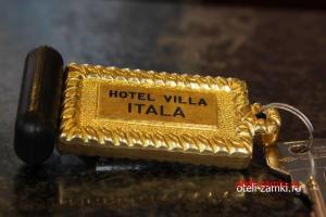 Villa Itala 3* (Римини, Италия)