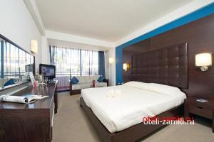 Napa Plaza Hotel 4* (Кипр, Айя-Напа)