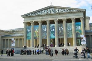 Музей изобразительных искусств в Будапеште