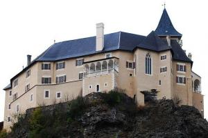 Замок Розенбург (Schloss Rosenburg)
