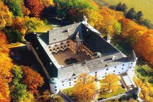 Замок Тратцберг (Schloss Tratzberg)