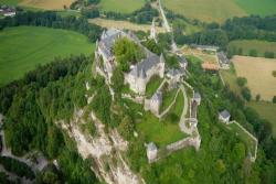 Замок Гохостервитц (Burg Hochosterwitz)