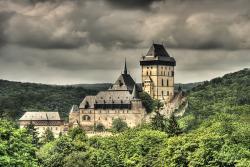 Замок Карлштейн (Hrad Karlstejn)