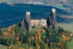 Крепость Троски (Hrad Trosky)