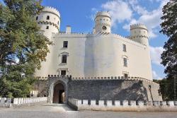 Ночной Замок Орлик (Orlik nad Vltavou)