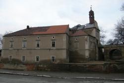 Замок Шкворец (ŠKVOREC)