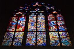 Фрески Собора Святого Вита