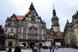 Дрезденский замок в Германии