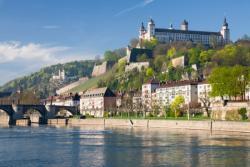 Крепость Мариенберг в Вюрцбурге