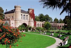Замок Карлсруэ в Карлсруэ в Германия