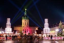 Рождественская ярмарка в Замке Шарлоттенбург