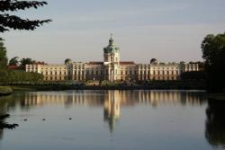 Вид на Замок Шарлоттенбург