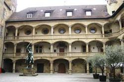 Старый Замок в Штутгарте (Германия)