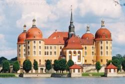 Дрезденский Замок Морицбург